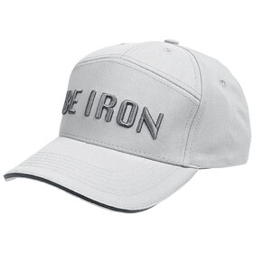 Fe226 Be Iron Cap, drizzle grey